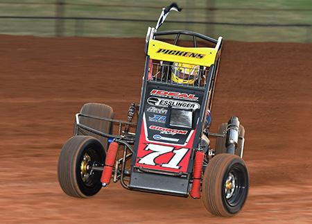 Valvoline Raceway - Ultimate Sprintcar Championship